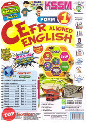 [PNI Neuron] Riang Belajar CEFR Aligned English Form 1 KSSM CEFR Aligned