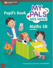 [Marshall Cavendish] My Pals Are Here! Pupil's Book Maths 3rd Edition Primary 5B