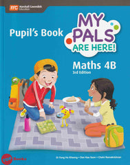 [Marshall Cavendish] My Pals Are Here! Pupil's Book Maths 3rd Edition Primary 4B
