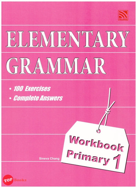 Elementary Grammar Workbook Primary 1