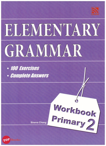 Elementary Grammar Workbook Primary 2