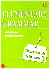 Elementary Grammar Workbook Primary 3