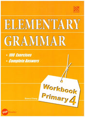 Elementary Grammar Workbook Primary 4