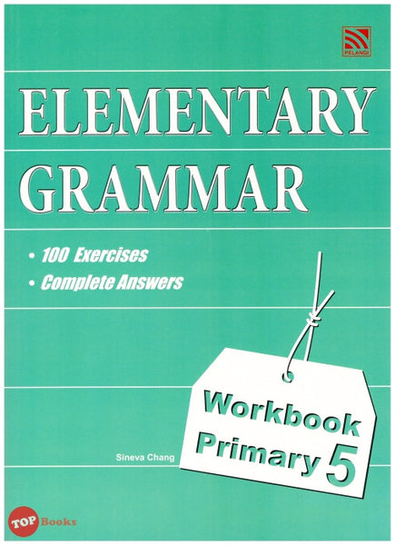Elementary Grammar Workbook Primary 5