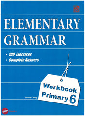 Elementary Grammar Workbook Primary 6