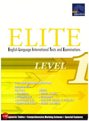 Elite English Language International Tests And Examinations Level 1