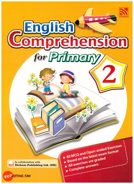 English Comprehension For Primary 2