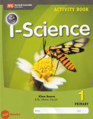 [Marshall Cavendish] I-Science Activity Book Primary 1