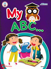 [Mines Kids] My ABC