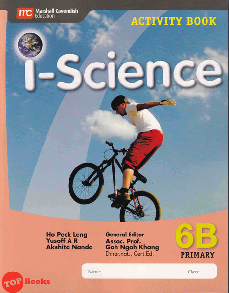 [Marshall Cavendish] I-Science Activity Book Primary 6B