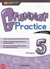 [Marshall Cavendish] Grammar Practice Primary 5 (3rd Edition)