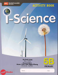 [Marshall Cavendish] I-Science Activity Book Primary 5B