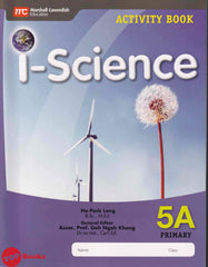 [Marshall Cavendish] I-Science Activity Book Primary 5A
