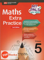 My Pals Are Here! Maths Extra Practice 2nd Edition - Primary 5