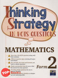 Thinking Strategy In HOTS Questions Mathematics Form 2