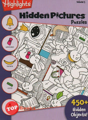 [Pelangi Kids] Highlights Hidden Pictures Puzzles Volume 5
