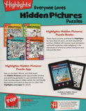 [Pelangi Kids] Highlights Hidden Pictures Puzzles Volume 2