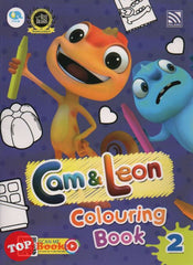 [Pelangi Kids] Cam & Leon Colouring Book 2