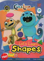 [Pelangi Kids] Cam & Leon Let's Learn Shapes