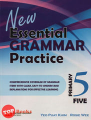 New Essential Grammar Practice Primary 5 -2012