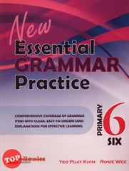 [Marshall Cavendish] New Essential Grammar Practice Primary 6