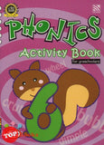 My Preschool World - Phonics - Activity Book 6 for preschoolers