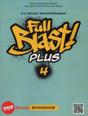 Full Blast Plus 4 Workbook -2020