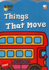 [Dickens Kids] Colour Box Things That Move