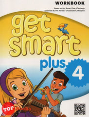 Get Smart Plus 4 - Workbook -2020