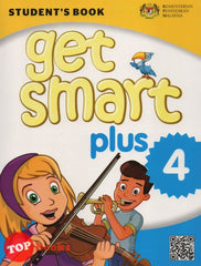 Get Smart Plus 4 - Student's Book -2020