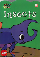 [Dickens Kids] Colour Box Insects