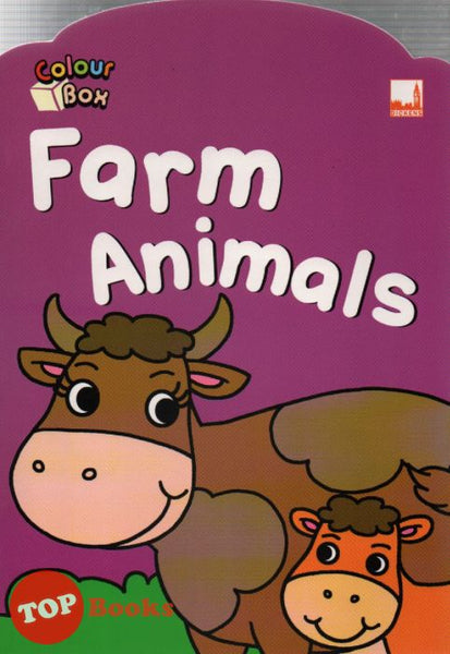 [Dickens Kids] Colour Box Farm Animals