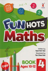 [Praxis] Fun Hots Maths Book 4 (Ages 10-12)
