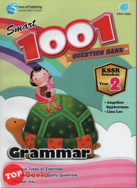 [Pan Asia] Smart 1001 Question Bank Grammar Year 2 KSSR