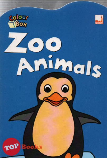 [Dickens Kids] Colour Box Zoo Animals