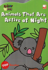 Colour Box - Animals That are Active At Night