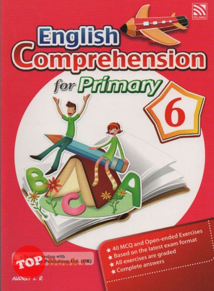 [Pelangi] English Comprehension For Primary 6