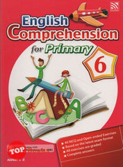 English Comprehension For Primary Book 6