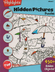 Highlights - Hidden Pictures Puzzles - Volume 7