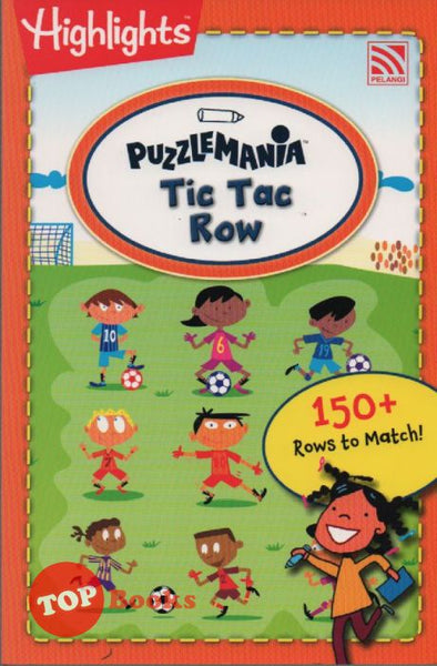 Highlights - Puzzlemania - Tic Tac Row