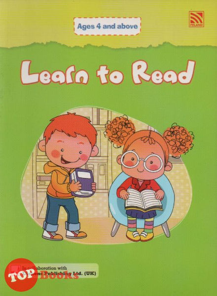 [Pelangi Kids] Learn to Read (Ages 4 and above)