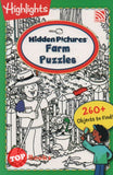 Highlights - Hidden Pictures - Farm Puzzles