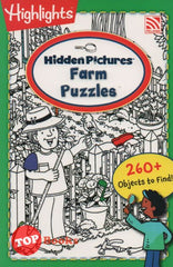 [Pelangi Kids] Highlights Hidden Pictures Farm Puzzles