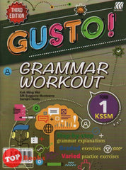 [Sasbadi] Gusto! Grammar Workout Form 1 KSSM Third Edition
