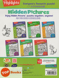 [Pelangi Kids] Highlights Hidden Pictures Dinosaur Puzzles Favourite Volume 1 (English & Chinese) 恐龙图画捉迷藏第1卷