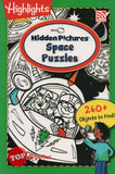 [Pelangi Kids] Highlights Hidden Pictures Space Puzzles