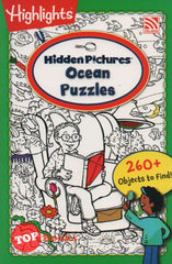 Highlights - Hidden Pictures - Ocean Puzzles