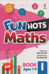 Fun Hots Maths Book 1 (Age 7-9)