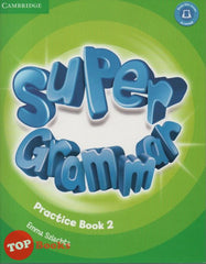 Super Grammar - Practice Book 2