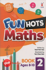 Fun Hots Maths Book 2 (Age 8-10)
